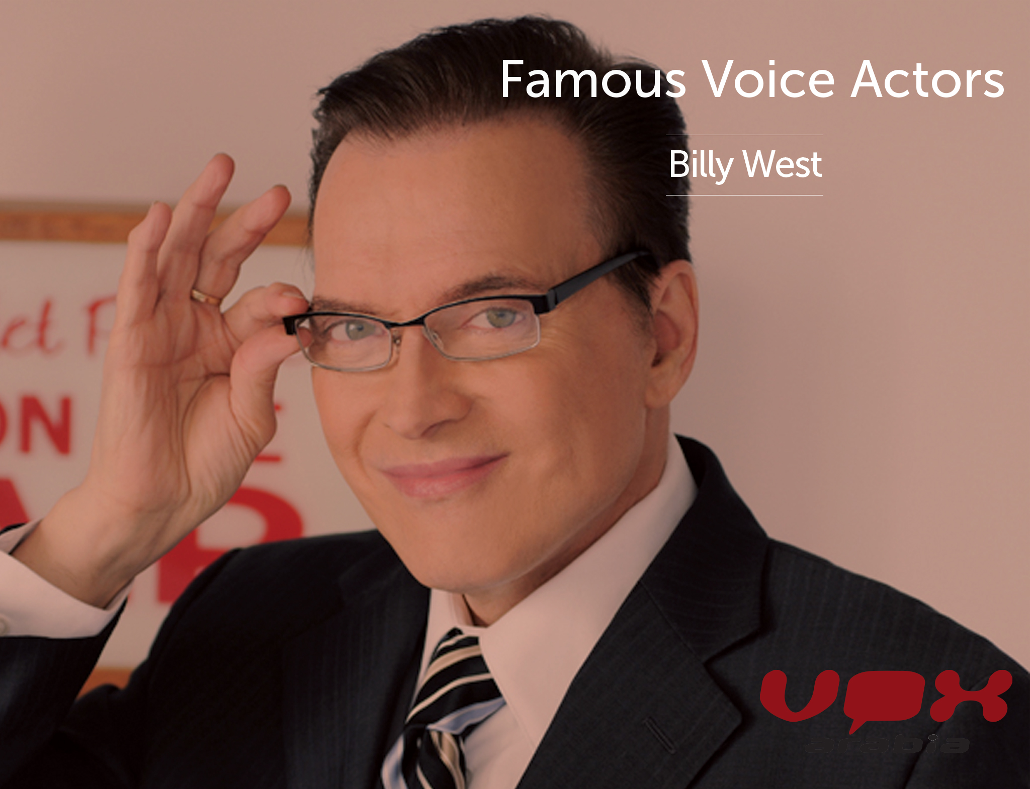 Famous Voice Actor | Billy West | Vox Arabia