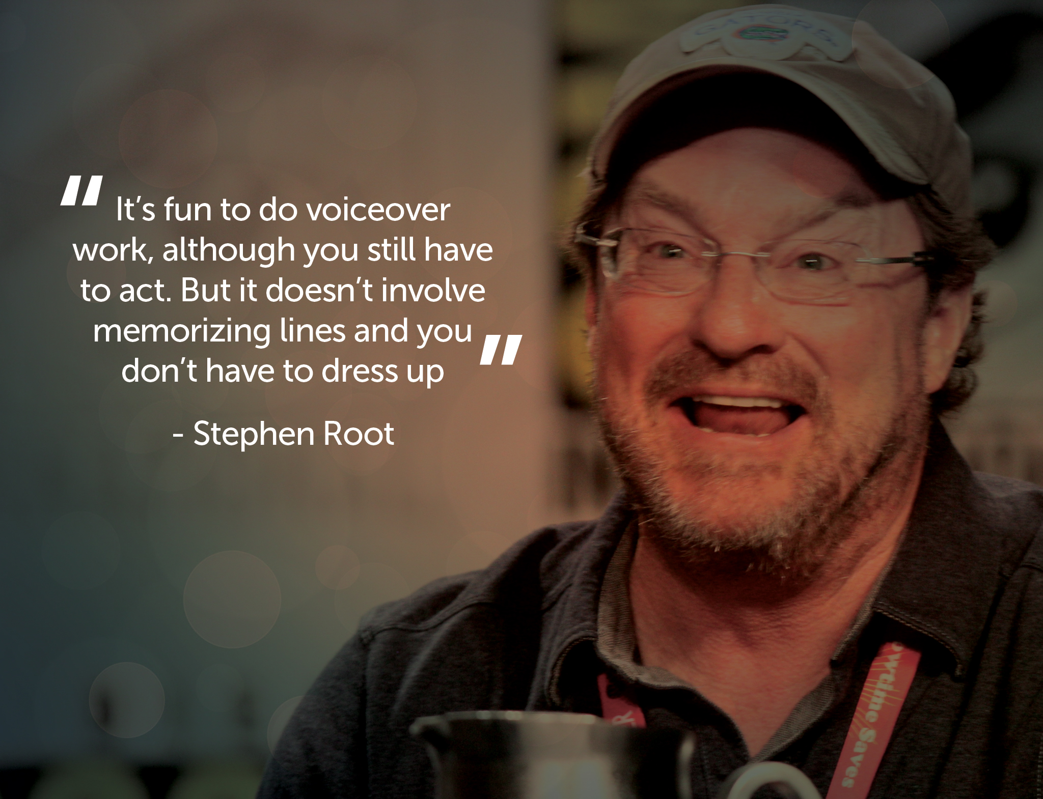 QUOTE STEPHEN ROOT VOX ARABIA ARABIC VOICE OVERS